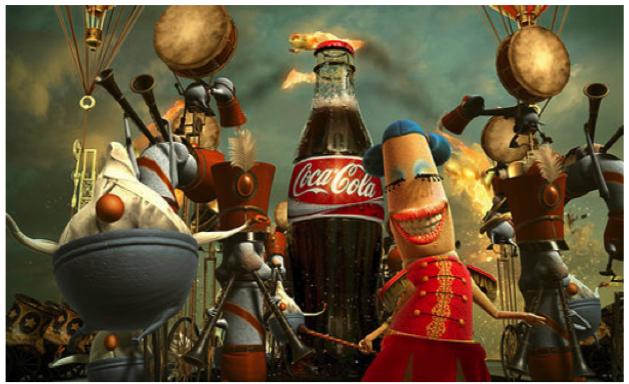 Coca Cola pic