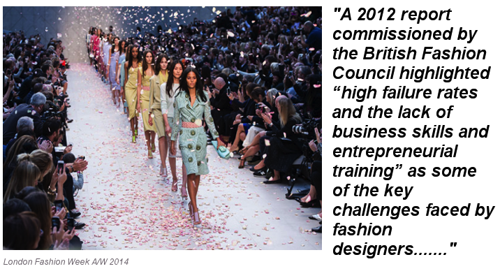 Fashion Designer Success And Failure Alpha Omega London