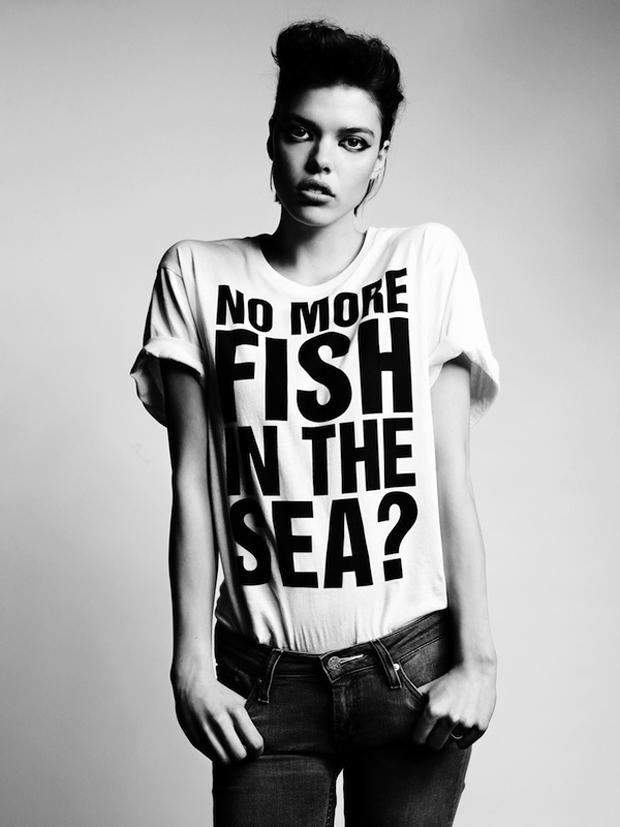 Katherine Hamnett tshirt image