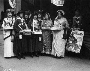 sophia-duleep-singh suffragette